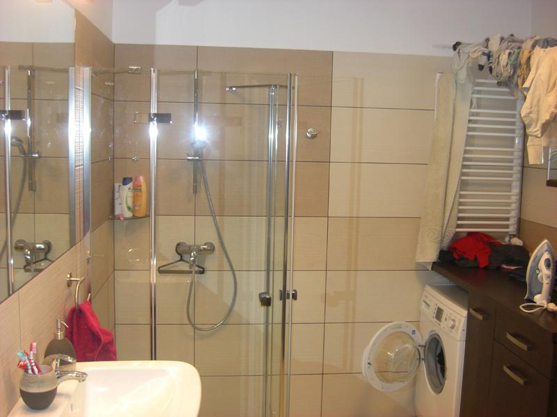 Kompleksowe wykońzcenie łazienek Kraków